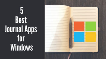 5 Best Journal Apps for Windows in 2020