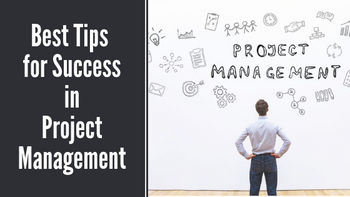 9 Best Tips for Success in Project Management in 2019