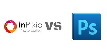InPixio vs Photoshop: the battle for the best photo-editing software