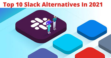 Top 10 Slack Alternatives