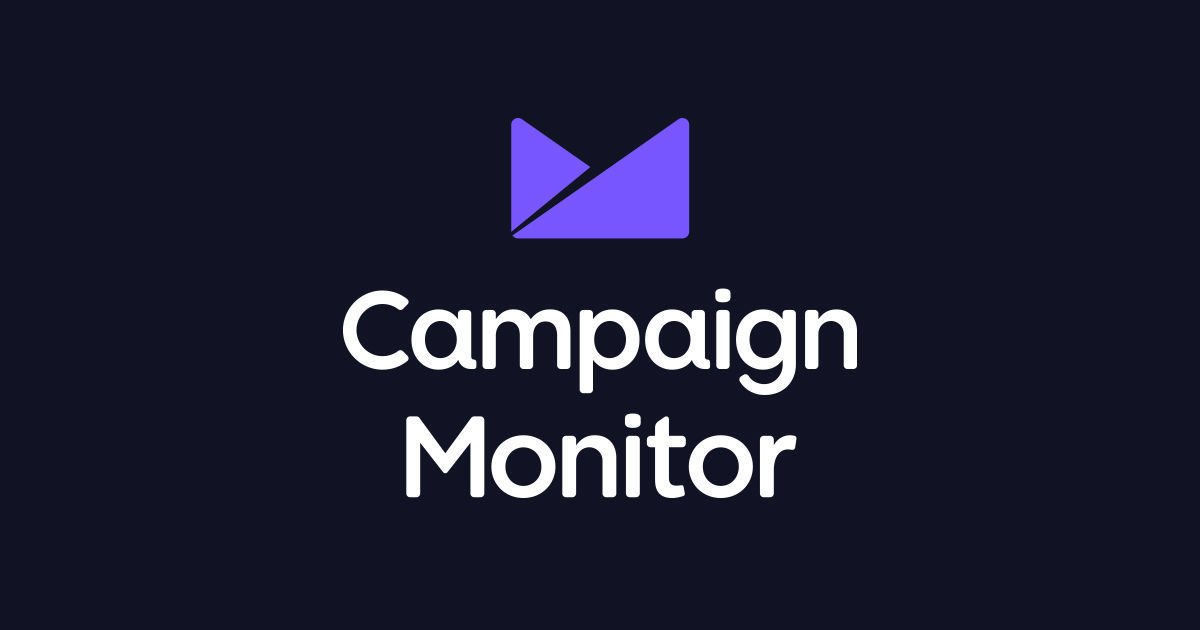 Campaign Monitor - Email Marketing Software : SaaSworthy.com