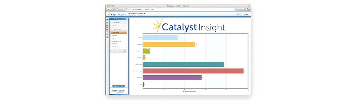 Catalyst Insight Demo - Catalyst Insight