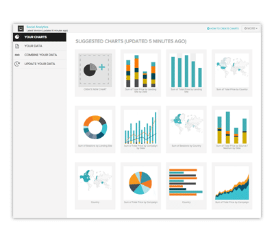 DataHero Pricing, Reviews and Features (September 2019