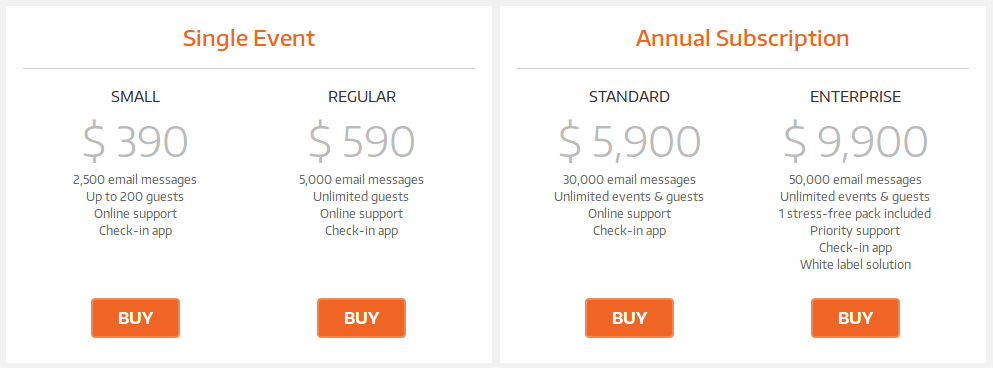 Eventboost Pricing, Reviews and Features (July 2019) - SaaSworthy com