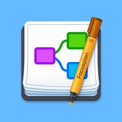 Focusplan - Mind Mapping Software : SaaSworthy.com