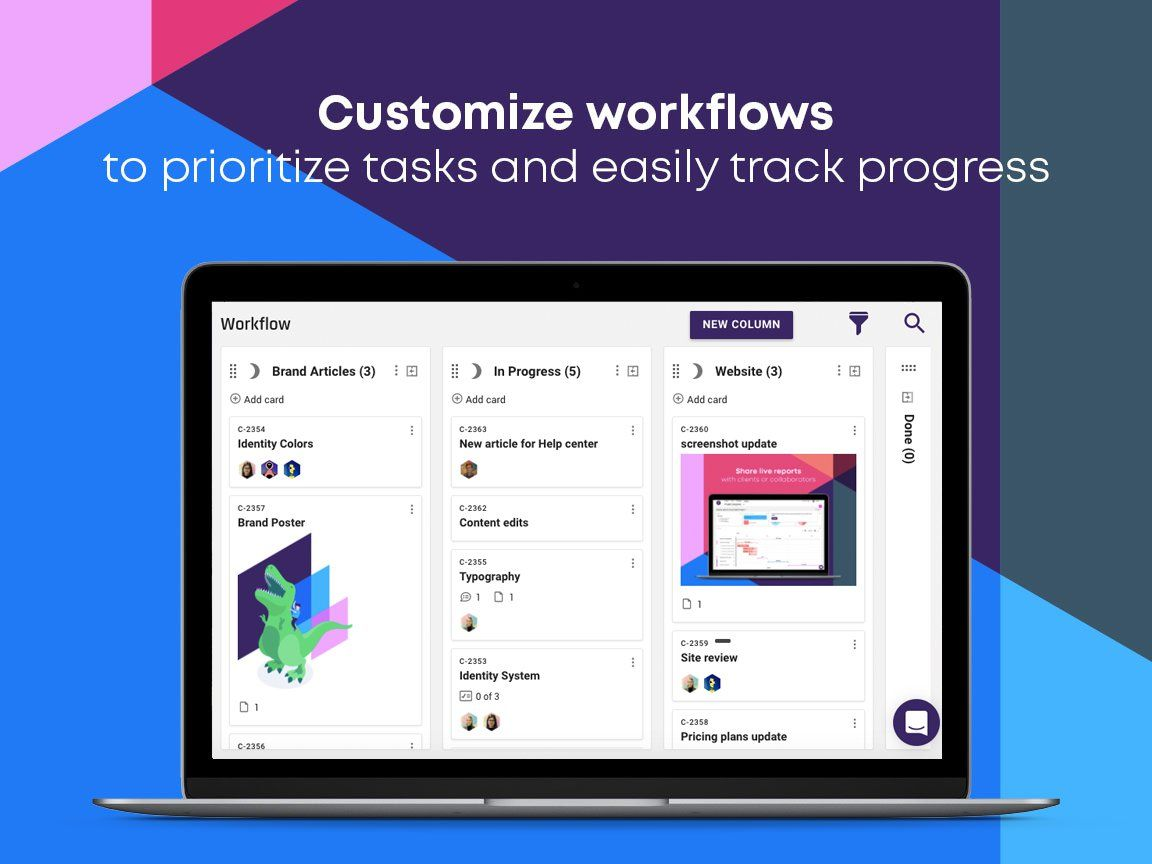 Forecast Demo - Customize workflows