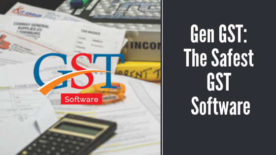 Gen GST Software Pricing, Reviews and Features (August 2019