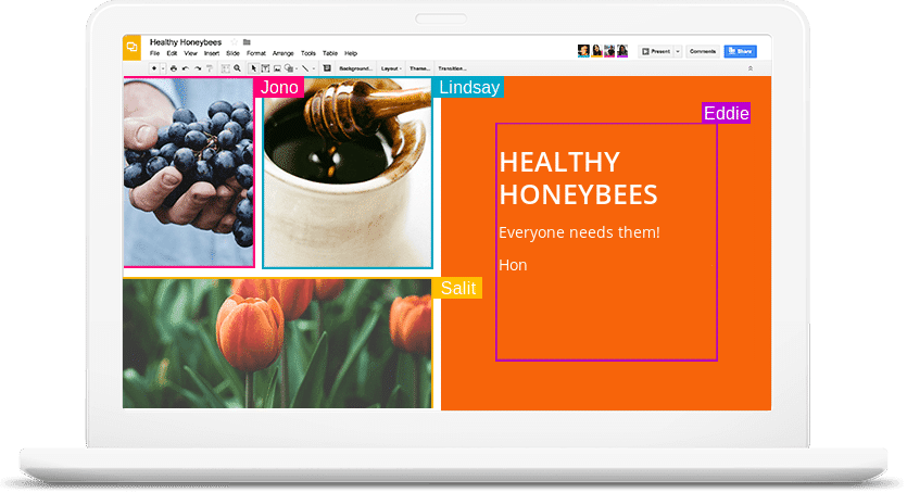Google Slides Screenshots