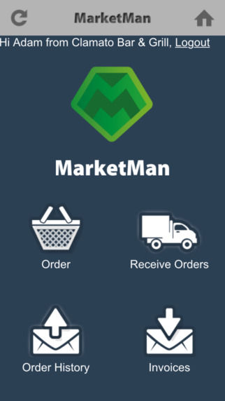 MarketMan Screenshots