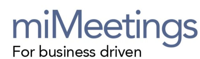 miMeetings - Event Planning Software