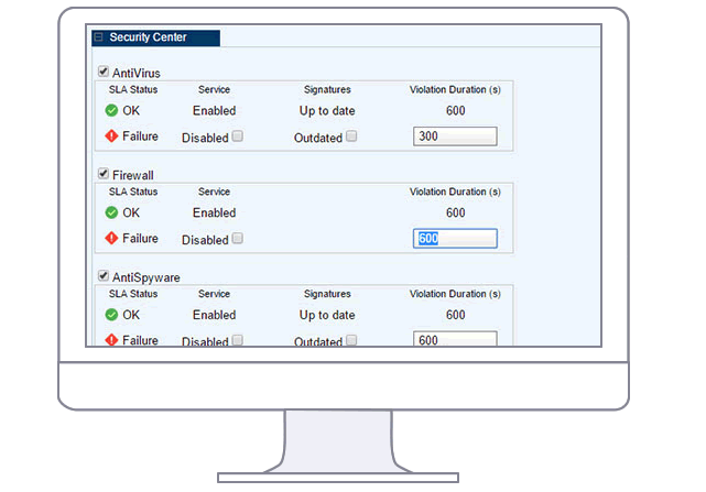 Network Security Screenshot