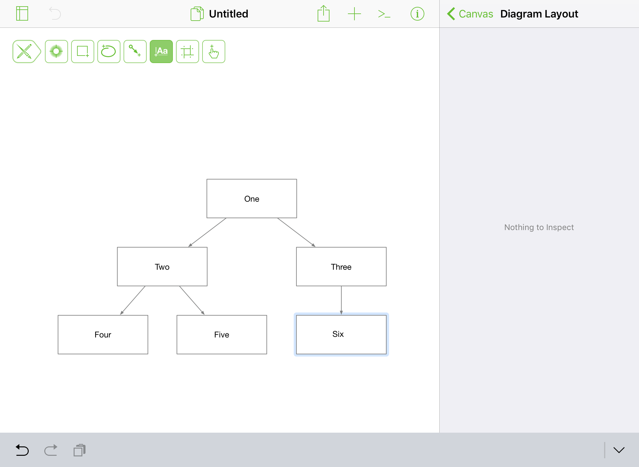 OmniGraffle Screenshots
