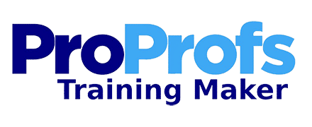 ProProfs Training Maker - Training Management Systems