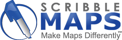 Scribble Maps - Geographic Information System Software : SaaSworthy.com