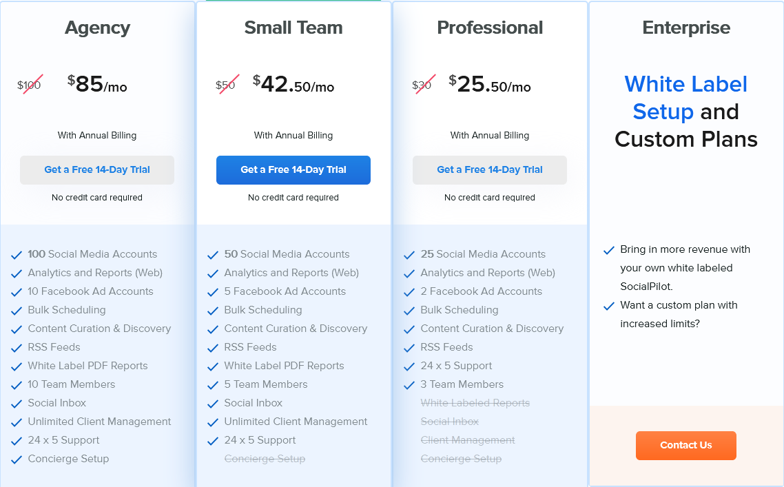 SocialPilot Pricing, Reviews and Features (August 2021) - SaaSworthy.com