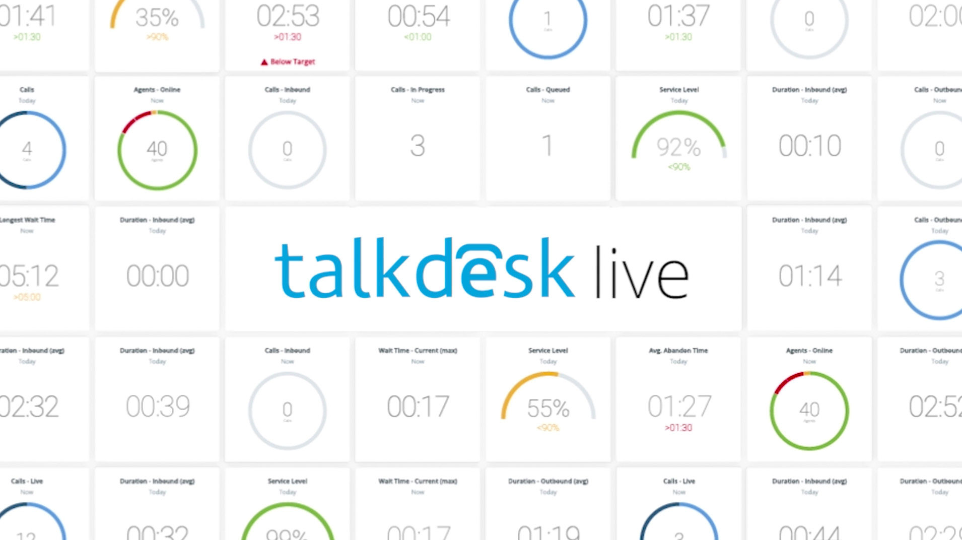 Talkdesk Live