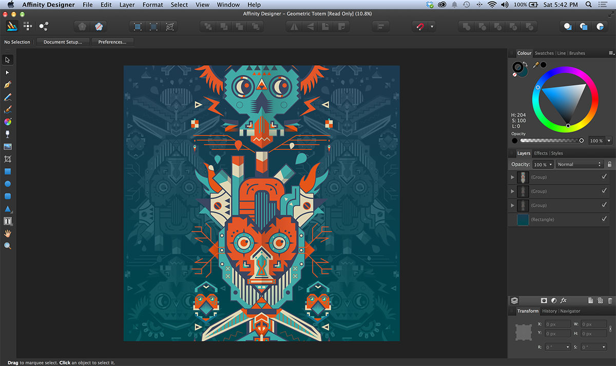 Top 5 Alternatives to Adobe IllustratorAffinity Designer