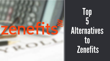 Top 5 Alternatives to Zenefits in 2019