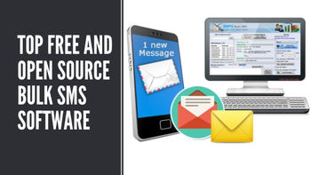 Top Free and Open Source Bulk SMS Software