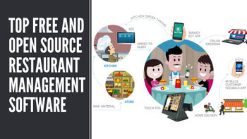 Top Free and Open Source Restaurant Management Software