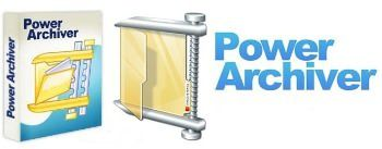 Power Archiver Logo
