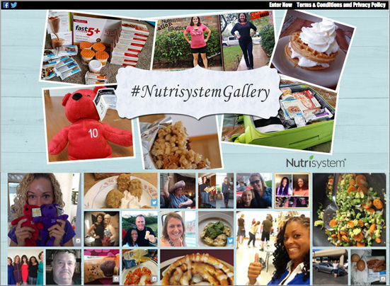 G2crowd : Nutrisystem UGC Experiences Gallery