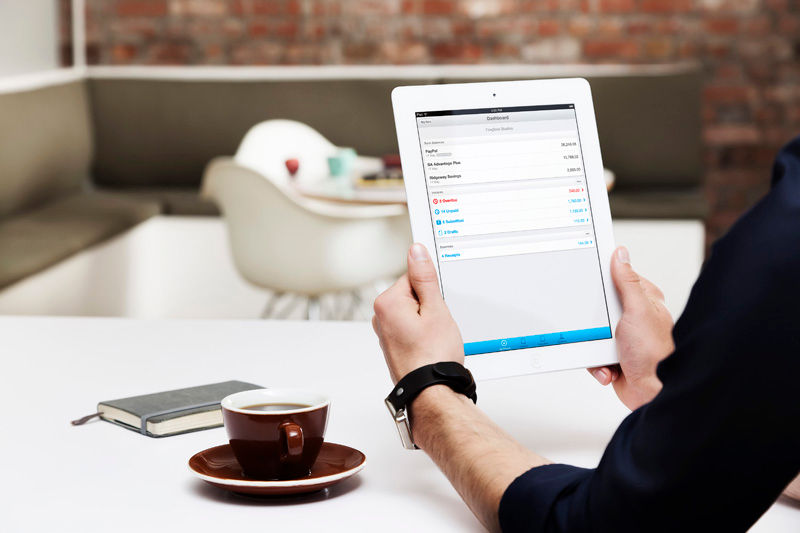 Xero Demo - Xero on the iPad